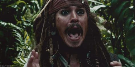 Davy Jones Ship Pirates Of The Caribbean Gifs