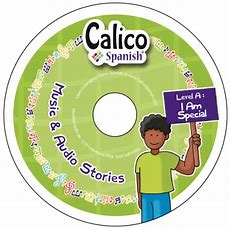 Music And Audio Cd Level A  Calico Spanish