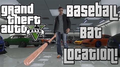 Baseball Bat Location! Free