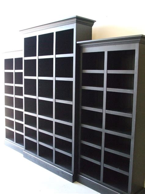 Bookcases Wall Units by Black Bookcase Wall Unit Living Room Ideas Pinterest