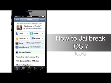 how to jailbreak an iphone 5c how to jailbreak iphone 5s 5c 5 4s 4 on ios 7 ios 7