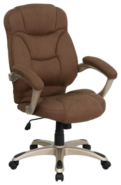 shanghai microfiber high back swivel chair contemporary
