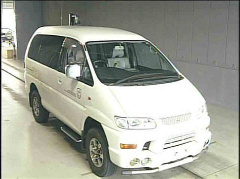 Mitsubishi Delica Backgrounds by 1999 Mitsubishi Delica Wallpapers