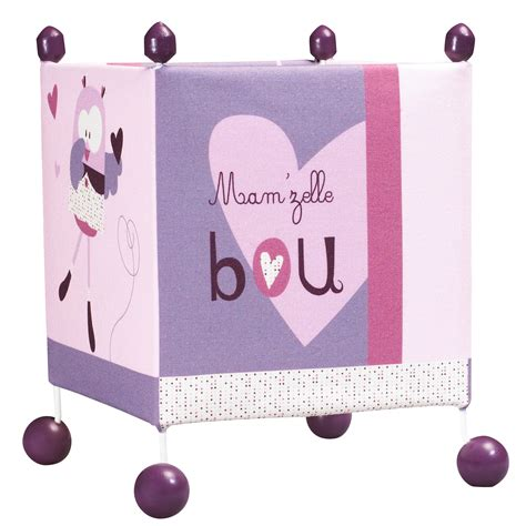 chambre bebe sauthon mam 39 zelle bou le de chevet violet de sauthon baby déco