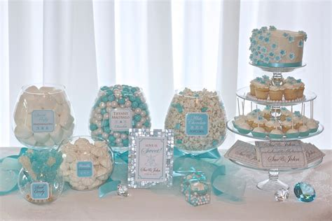 tiffany blue table decorations wedding ideas tiffany blue with a touch of bling