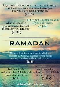 Ramadan is comi... Ramadan Holy Quotes