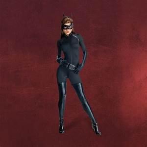 Sexy Catwoman Dark Knight Rises Ladies Fancy Dress Costume