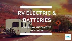 Charging A Motorhome U0026 39 S Automotive Batteries