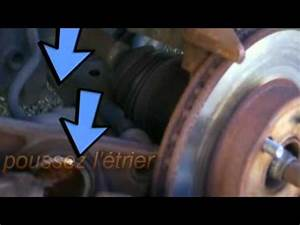 Plaquette De Frein Et Disque : comment changer les disques et plaquettes de freins rotor et trier youtube ~ Medecine-chirurgie-esthetiques.com Avis de Voitures