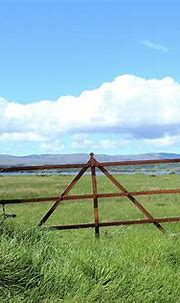 Rusty Gate Farm St John's Point Donegal Ireland Photograph ...