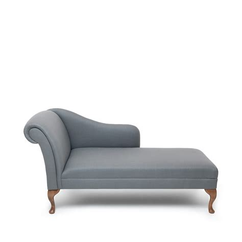 chaise longue in garbo linen chaise longue soft grey within home