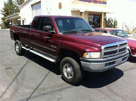 Sell Used 2001 Dodge 2500 Quadcab 5.9 Cummins Diesel 4x4
