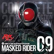 仮面ライダー40周年記念 complete song collection of 20th century masked rider series cd box 10枚組 日本コロムビア