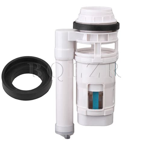 bqlzr toilet cistern water tank dual flush fill drain valve 18cm height adjustable in filling