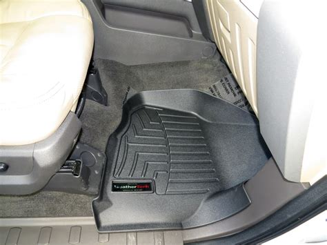 Weathertech Floor Mats 2014 F250 by 2016 Ford F 350 Duty Floor Mats Weathertech