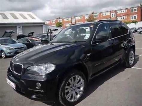 2010 Bmw X5 For Sale by 2010 Bmw X5 M Sport Xdrive30d Black For Sale In Hshire