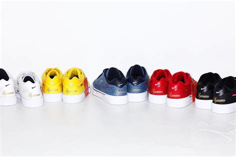 Supreme Webshop by Supreme X Nike Sb Gts Collection Sneakers Addict