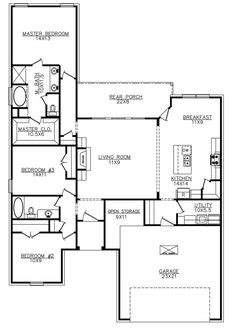 sq ft  level  bedroom house plans house plan  bedroom  american