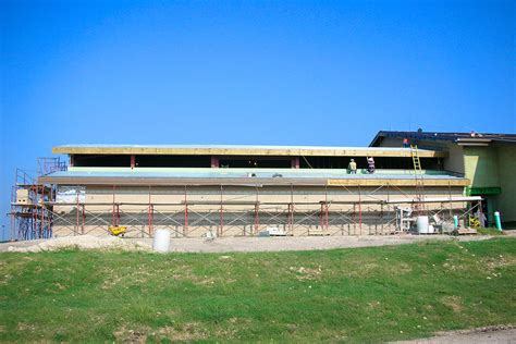 military steel buildings  lackland air force base texas