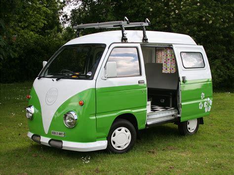 Hijet Based Happy Camper Vans For Sale!