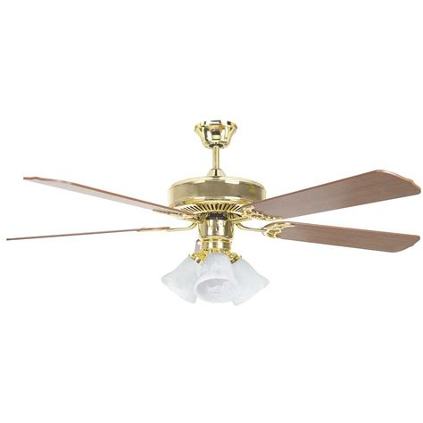 home depot 52 inch ceiling fans concord fans heritage home series 52 in indoor polished