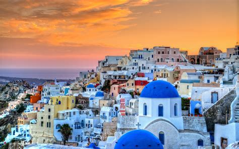 Santorini Wallpapers Pictures Images