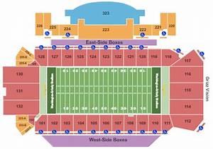 New York Stadium Seating Chart Washington Grizzly Stadium Tickets In Missoula Montana