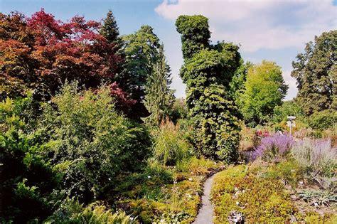 Fotogalerie Göttingen  Alter Botanischer Garten