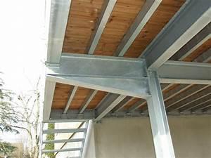 Terrasse Metallique Suspendue : afficher l 39 image d 39 origine suspended deck ~ Dallasstarsshop.com Idées de Décoration