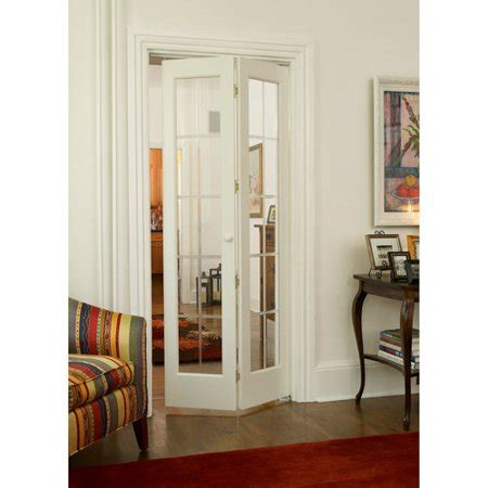 Bifold Closet Door Opening by Awc 537 Pioneer Glass Bifold Door Walmart