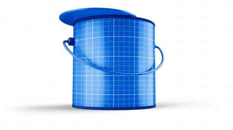 We want to say thanks to each one of you for not only leaving positive feedback and comments under our blogs but also for sharing it in your circles as well. Paint Bucket Mockup #3d, #acrylic, #box, #branding, # ...