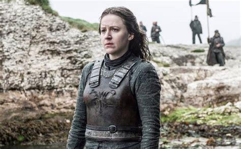 actress gemma in game of thrones game of thrones season 7 shoot begins yara greyjoy hurt