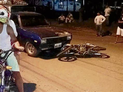 Cinco Heridos En Cuatro Choques  El Diario Ecuador