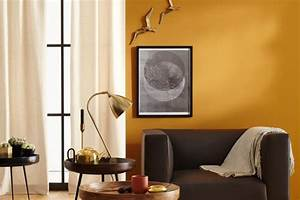 Braunes Sofa Welche Wandfarbe : wohnen mit farben sch ner wohnen ~ Watch28wear.com Haus und Dekorationen