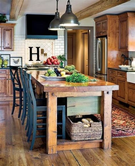 26+ Extraordinary Kitchen Island Ideas Decor