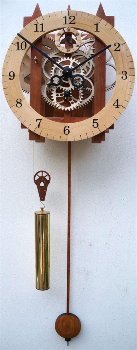 pendule cuisine originale horloge murale originale