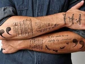 150+ Best Forearm Tattoos Ideas (April 2018)