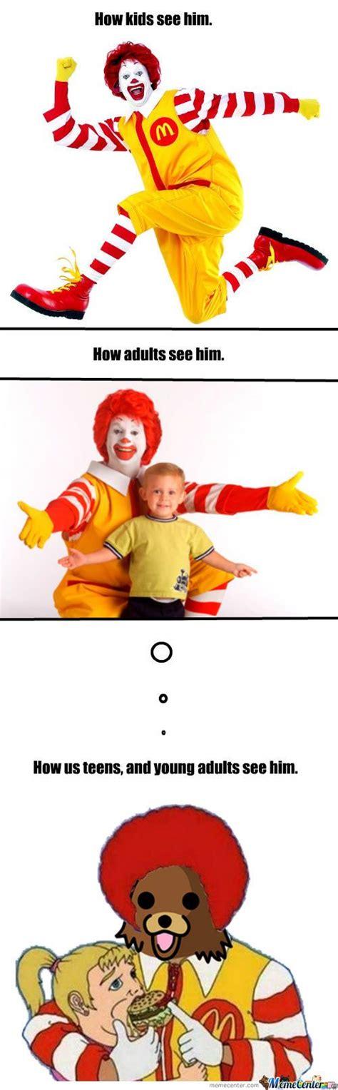 Ronald Meme - ronald mcdonald ronald mcdonald meme center funny pinterest mcdonalds meme ronald