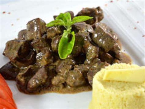 cuisiner des rognons de boeuf recettes de persillade et rognons