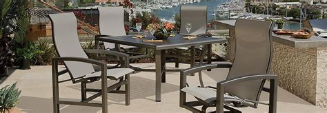 aluminum patio furniture patio sets the great escape