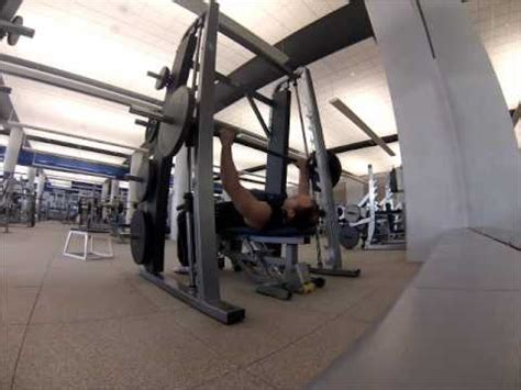 Chp Plyometric Bench Press Youtube