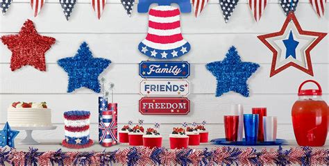 Home Decor 4th Of July Sale : 4th Of July Decorations & Decor