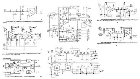 Acoustic Field Generator Circuit Under Audio Oscillator