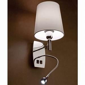 Lampe Liseuse Ikea : applique avec liseuse pas cher ~ Teatrodelosmanantiales.com Idées de Décoration