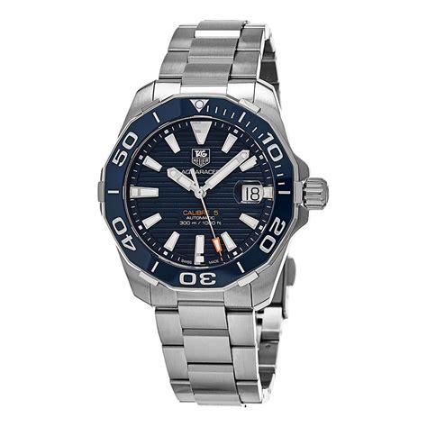 tag heuer watches tag heuer aquaracer calibre 5 men 39 s watch model way211c
