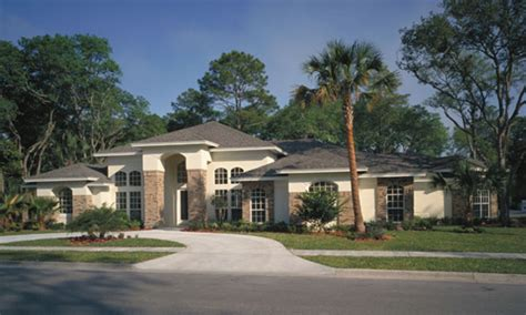 luxury ranch style home stone luxury ranch style home plans  style home plans treesranchcom