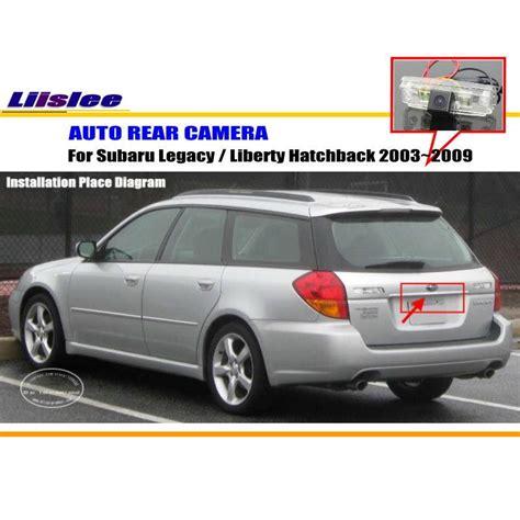 how cars run 2003 subaru legacy parking system liislee rear camera for subaru legacy liberty hatchback 2003 2009 back parking camera ntst