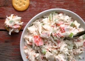 Shrimp and Crab Seafood Salad Recipe