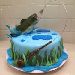 bass fish cake 1000 ideas about fondant fish on fishing
