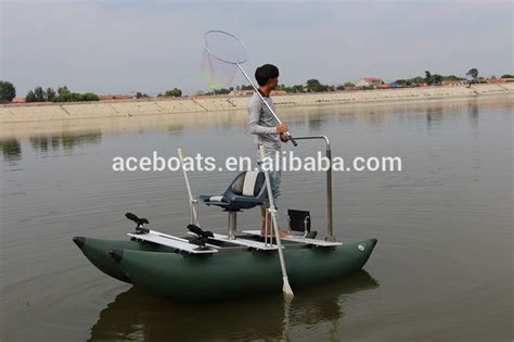 Single Person Fishing Boat by One Person Pontoon Fishing Boats Buy One